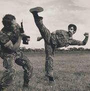 Рукопашный бой ударный стиль для Вас у Вас дома.