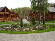 Туристическая база в Центральной России