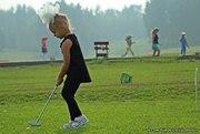 Секция по гольфу.