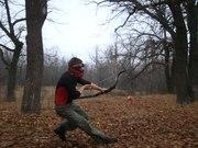 Лучный пейнтбол,  Archery Battl,  лучный бой от ZaDoor Кумысная поляна