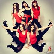 Танцы для девушек! Доведём фигуру до совершенства!