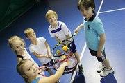 Школа тенниса Чемпион дни открытых дверей