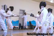 Обучение фехтованию для детей и взрослых!